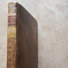 Libri antichi: LOS SEIS LIBROS DE LA GALATEA. TOMO I. Lote 203964802