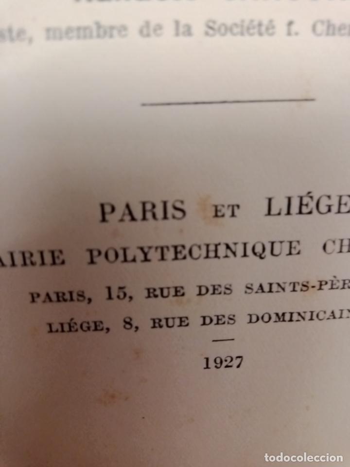 Libros antiguos: LA TEINTURE E IMPRESION DES TEXTURES SECOND VOLUME 1927 -EN FRANCES - Foto 5 - 203965206