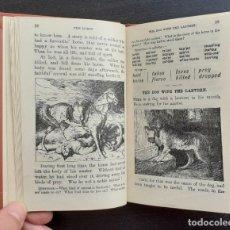 Libros antiguos: AÑO 1910 - LIBRO INFANTIL ILUSTRADO - THE ROYAL READERS - LECTURA EN INGLÉS PARA NIÑOS - GRABADOS. Lote 203972287