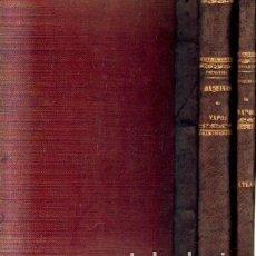 Livres anciens: CURSO DE MAQUINAS DE VAPOR (DOS TOMOS). FERNANDEZ Y RODRIGUEZ, DON GUSTAVO. A-MOT-333. Lote 204059005