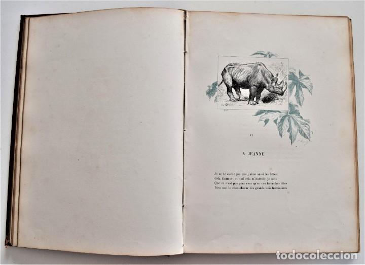 Libros antiguos: PRECIOSO LIBRO EN FRANCÉS L´ART D´ÊTRE GRAND-PÈRE - VICTOR HUGO - PARIS AÑO 1884 - Foto 10 - 204078538