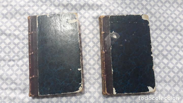 Libros antiguos: voyages de gulliver en frances 1837,paris furne et cie, ilustrado,2 tomos - Foto 2 - 204153216