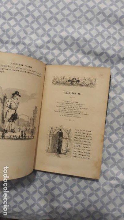 Libros antiguos: voyages de gulliver en frances 1837,paris furne et cie, ilustrado,2 tomos - Foto 3 - 204153216