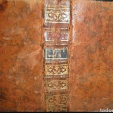 Libros antiguos: ANTIGÜEDAD LIBRO CONFERENCIAS DIOCESIS DE ANGERS 1786. Lote 204195465