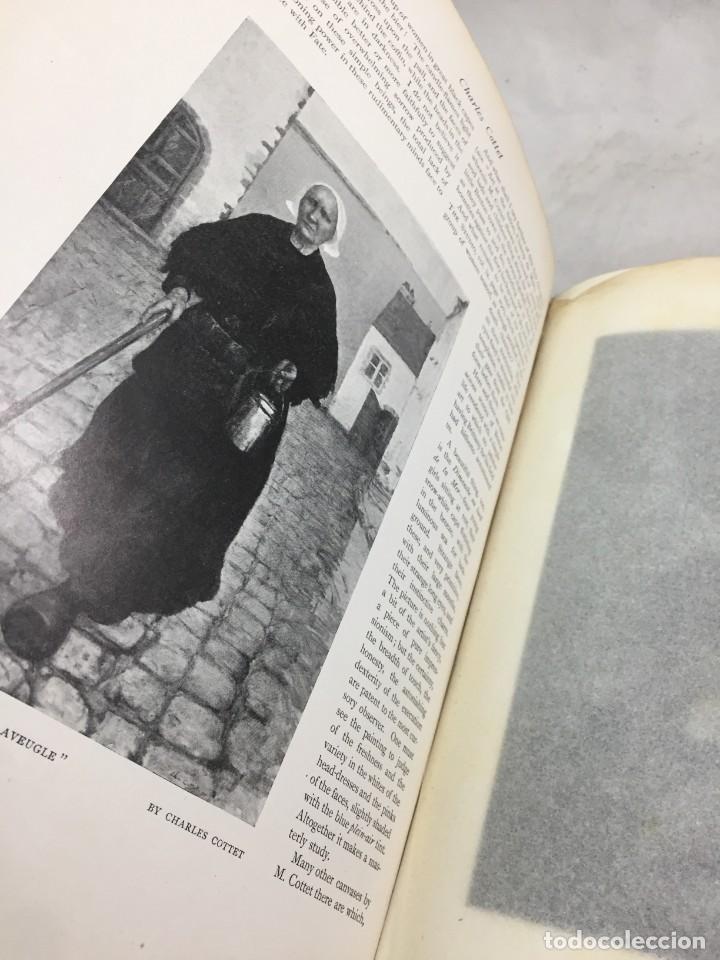 Libros antiguos: The Studio arts Magazine, Volume 15 circa 1900 completo buen estado en inglés. ilustrado - Foto 4 - 204209930
