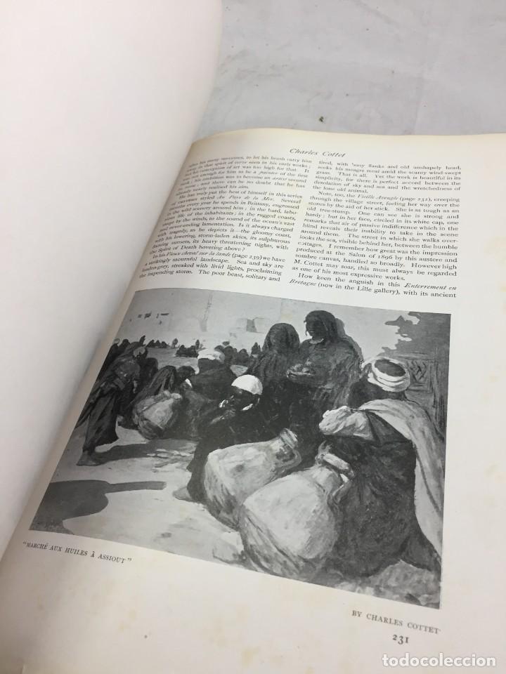 Libros antiguos: The Studio arts Magazine, Volume 15 circa 1900 completo buen estado en inglés. ilustrado - Foto 5 - 204209930
