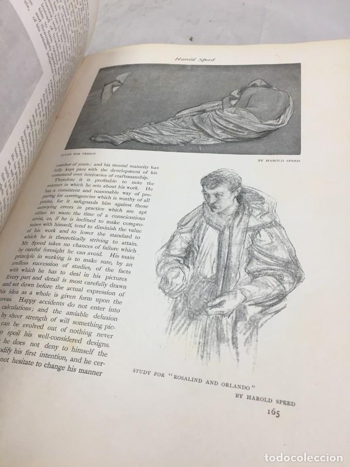 Libros antiguos: The Studio arts Magazine, Volume 15 circa 1900 completo buen estado en inglés. ilustrado - Foto 10 - 204209930