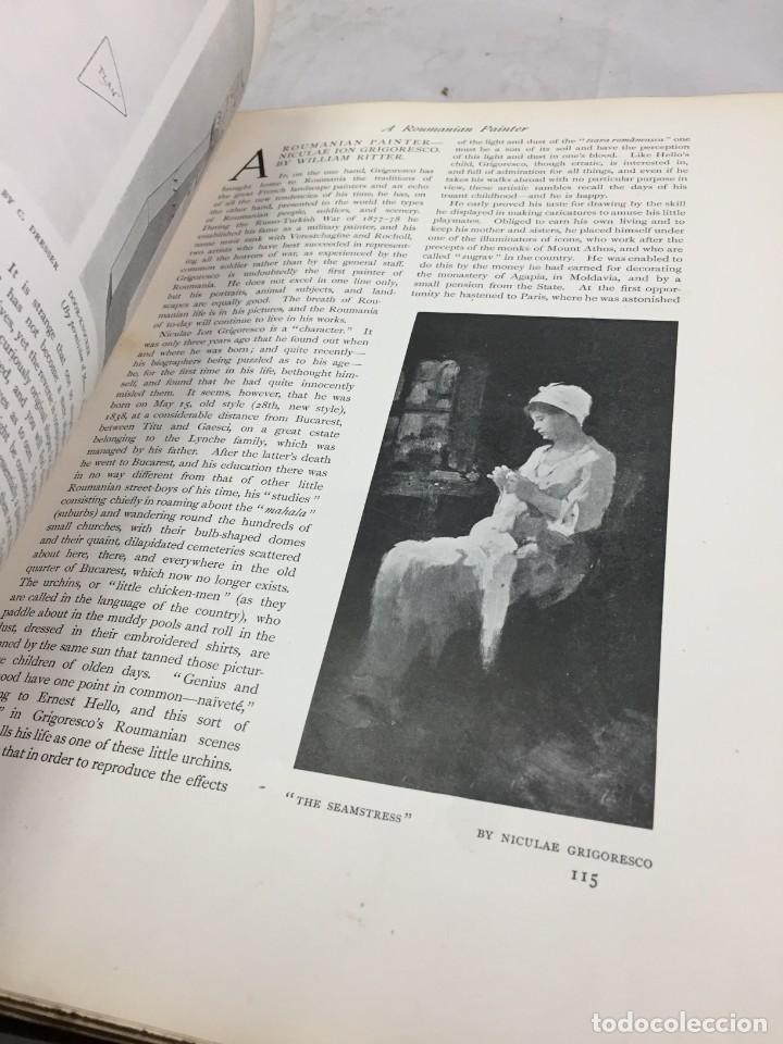 Libros antiguos: The Studio arts Magazine, Volume 15 circa 1900 completo buen estado en inglés. ilustrado - Foto 13 - 204209930