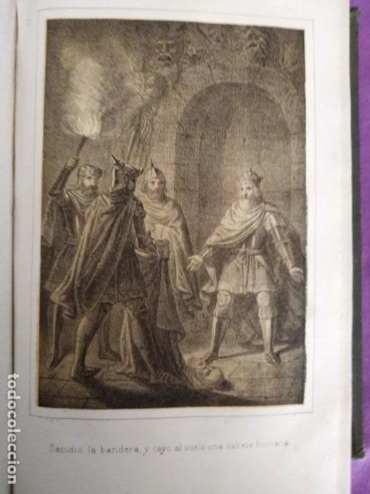 Libros antiguos: LA ALHAMBRA LEYENDAS ARABES POR D. M. FERNANDEZ Y GONZALEZ 1863 - Foto 3 - 204271987