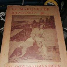 Livres anciens: EL MARQUES DE BRADOMIN1907 VALLE -INCLAN PUEYO EDITOR. Lote 204393928