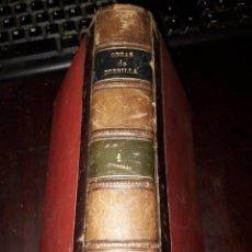 Libros antiguos: LIBRO 2010 OBRAS DE D JOSE ZORRILA CON SU BIOGRAFIA OBRAS POETICAS 1852. Lote 204450451