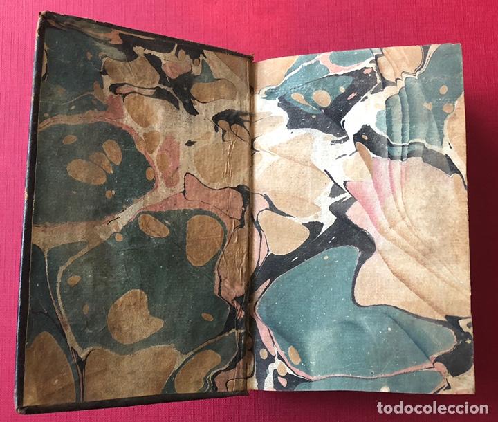Libros antiguos: L- Obras escogidas de D. Francisco De Quevedo Villegas. Tomo I y II en un solo volumen. Año 1798. - Foto 3 - 204514068
