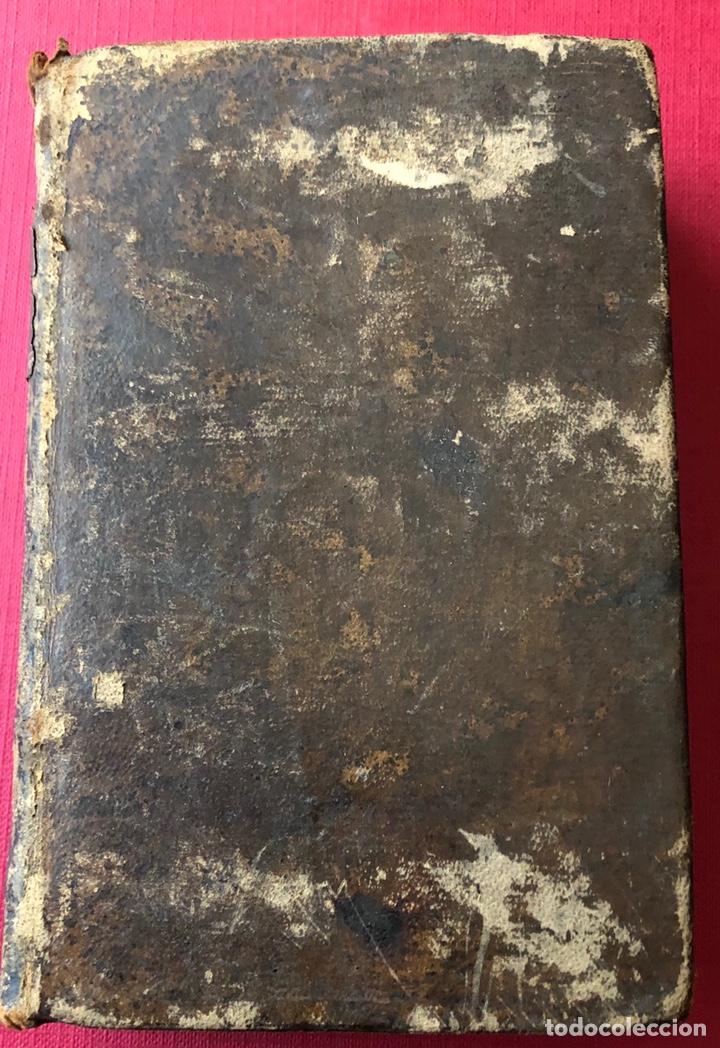 Libros antiguos: L- Obras escogidas de D. Francisco De Quevedo Villegas. Tomo I y II en un solo volumen. Año 1798. - Foto 5 - 204514068