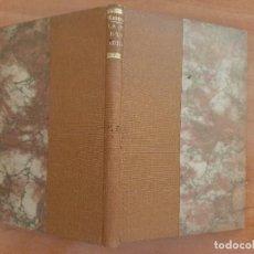 Livres anciens: 1908 LA FI D´UN IDILI - ALFONS MARERAS / DEDICATORIA AUTÓGRAFA - EN CATALÁN. Lote 204515410