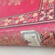 Libros antiguos: LIBRO LA NATURE 1900 CIENCIA FRANCE. Lote 204642933
