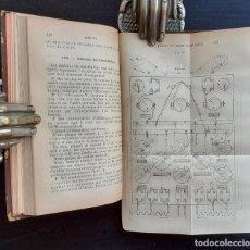 Libros antiguos: 1890 - RARO MANUAL DEL MARINO TORPEDERO - BUQUES, ELECTRICIDAD, TELEGRAFÍA - ILUSTRADO - MILITARIA. Lote 204657428