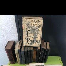 Libros antiguos: LOTE LIBROS SIGLO XIX. Lote 204637708