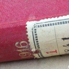 Libros antiguos: LIBRO LA NATURE 1916 CIENCIA FRANCE. Lote 204667343