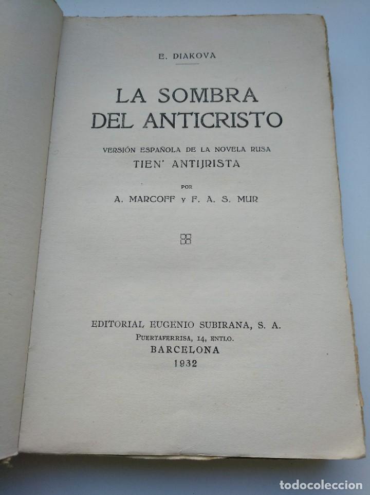 Libros antiguos: LOTE DE 20 LIBROS DESDE SIGLO XIX HASTA MEDIADOS DE SIGLO XX. VER FOTOS. - Foto 14 - 204707600