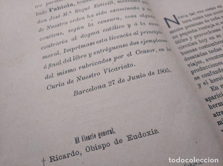 Libros antiguos: LOTE DE 20 LIBROS DESDE SIGLO XIX HASTA MEDIADOS DE SIGLO XX. VER FOTOS. - Foto 22 - 204707600