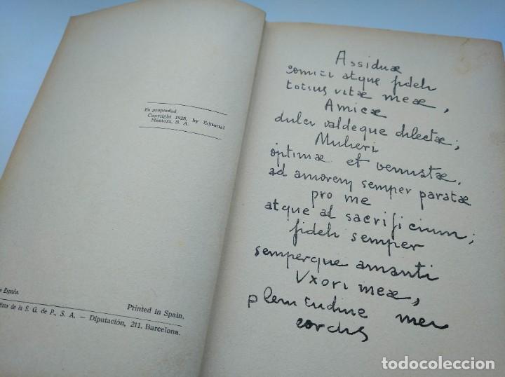 Libros antiguos: LOTE DE 20 LIBROS DESDE SIGLO XIX HASTA MEDIADOS DE SIGLO XX. VER FOTOS. - Foto 35 - 204707600