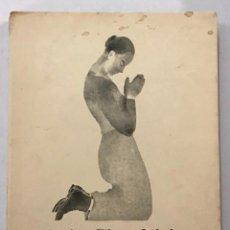 Libros antiguos: MARIA CHAPDELAINE, RÉCIT DU CANADA FRANÇAIS.. Lote 204749710