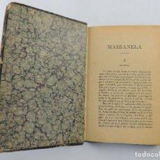 Livres anciens: MARIANELA POR BENITO PÉREZ GALDÓS. Lote 204753282