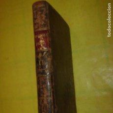 Livres anciens: EL HOMBRE FELIZ, Ó ARTE DE VIVIR CONTENTO. TEODORO DE ALMEIDA. AÑO 1786. TOMO II.. Lote 204800086