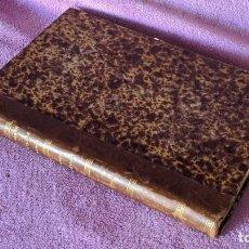 Libros antiguos: LES VOYAGES EXTRAORDINAIRES DE LA TERRE A LA LUNE JULES VERNE H. DE MONTAUT 1875. Lote 205032875