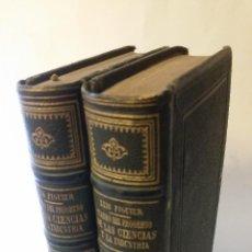 Libros antiguos: 1866 - LUIS FIGUIER - CUADRO DEL PROGRESO DE LAS CIENCIAS Y LA INDUSTRIA DESDE 1855. Lote 205034653