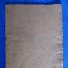 Libros antiguos: COMPENDIO DE TAQUIGRAFÍA ESPAÑOLA. FRANCISCO DE PAULA MARTÍ. D.A. ROCA, BARCELONA, 1831.. Lote 205040236