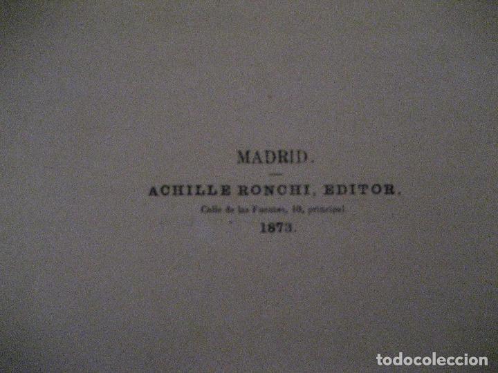 Libros antiguos: 1872 Historia del origen itálico y de la casa de Saboya, José Miguel Canale, Madrid. 2 tomos en uno - Foto 7 - 205064536