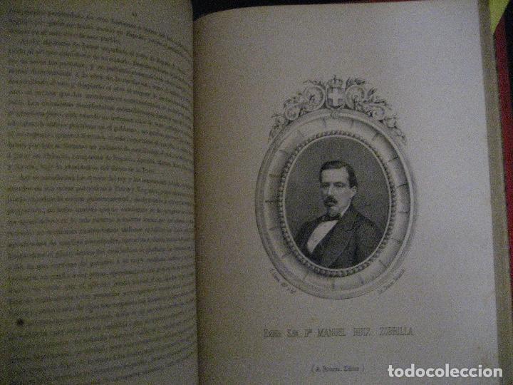 Libros antiguos: 1872 Historia del origen itálico y de la casa de Saboya, José Miguel Canale, Madrid. 2 tomos en uno - Foto 15 - 205064536