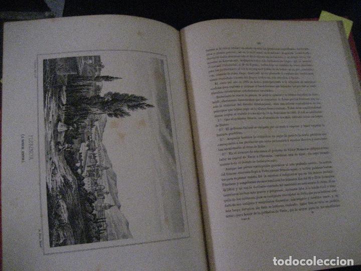 Libros antiguos: 1872 Historia del origen itálico y de la casa de Saboya, José Miguel Canale, Madrid. 2 tomos en uno - Foto 16 - 205064536