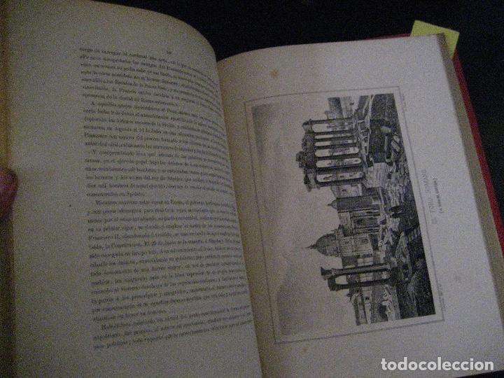 Libros antiguos: 1872 Historia del origen itálico y de la casa de Saboya, José Miguel Canale, Madrid. 2 tomos en uno - Foto 19 - 205064536