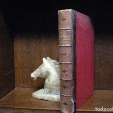 Libros antiguos: 1872 HISTORIA DEL ORIGEN ITÁLICO Y DE LA CASA DE SABOYA, JOSÉ MIGUEL CANALE, MADRID. 2 TOMOS EN UNO. Lote 205064536