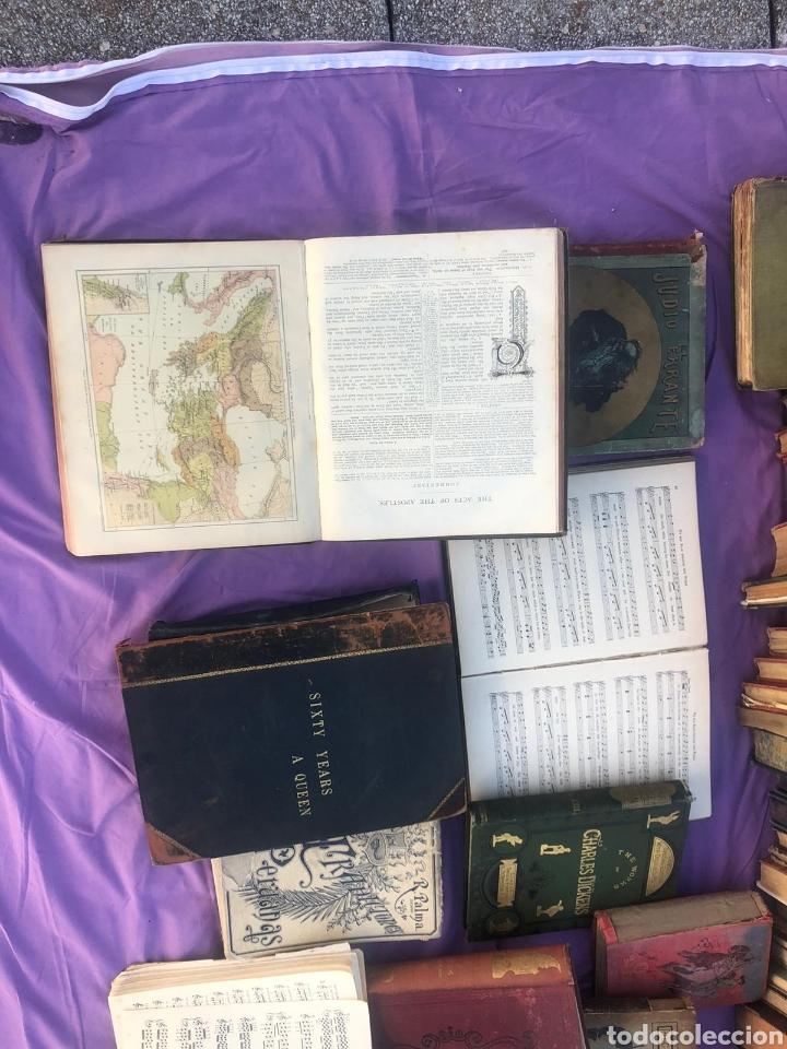 Libros antiguos: Gran lote de libros antiguos xix y XX (leer la descripción) - Foto 3 - 205192881