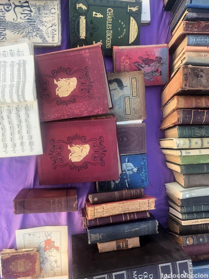 Libros antiguos: Gran lote de libros antiguos xix y XX (leer la descripción) - Foto 4 - 205192881