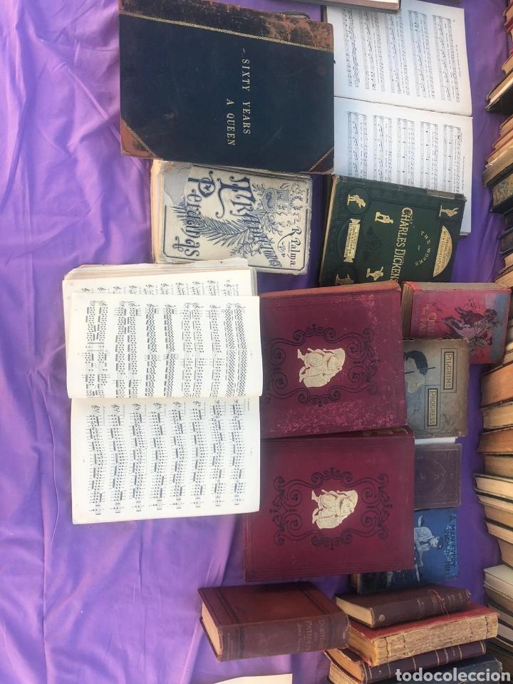 Libros antiguos: Gran lote de libros antiguos xix y XX (leer la descripción) - Foto 5 - 205192881