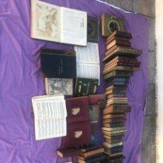 Livres anciens: GRAN LOTE DE LIBROS ANTIGUOS XIX Y XX (LEER LA DESCRIPCIÓN). Lote 205192881