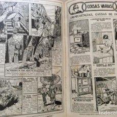 Livres anciens: ALMANAQUE LELLO, 1935. ( HISTORIA, VIAJES, CIENCIA, PASATIEMPOS, CURIOSIDADES, DESPORTO, ETC. Lote 205343573