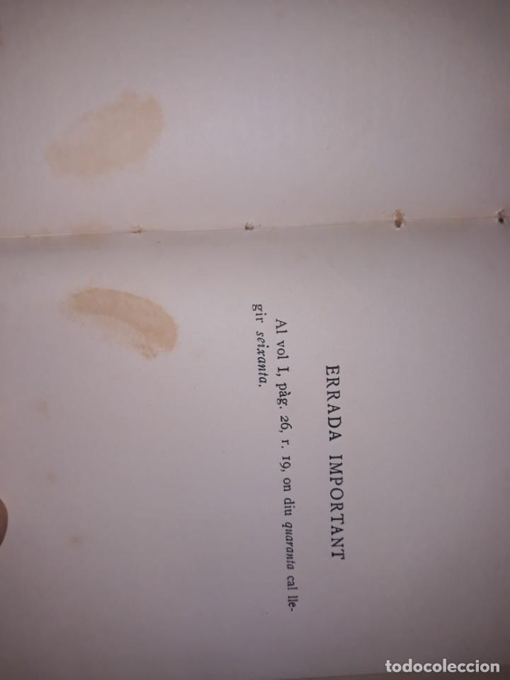Libros antiguos: Tiran lo blanc ,vol.5/ joan mortorell i marti joan de galba- ed.barcino,barcelona 1929 - Foto 2 - 205388446