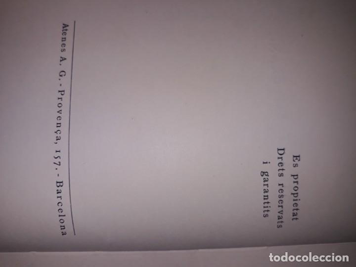 Libros antiguos: Tiran lo blanc ,vol.5/ joan mortorell i marti joan de galba- ed.barcino,barcelona 1929 - Foto 5 - 205388446