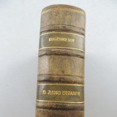 Livres anciens: LIBRO EL JUDIO ERRANTE POR EUGENIO SUE. Lote 205473532