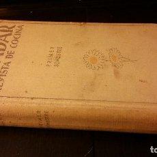 Libros antiguos: 1934 - PALADAR. REVISTA DE COCINA. PRIMER SEMESTRE DE 1934. Lote 205572783