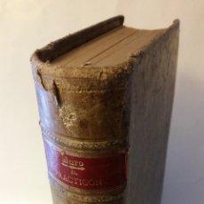 Libros antiguos: 1903 - ÁNGEL MURO - EL PRACTICÓN. TRATADO COMPLETO DE COCINA AL ALCANCE DE TODOS. Lote 205572932