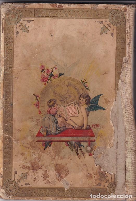 Libros antiguos: EL CANASTILLO DE FLORES - C. SCHMID - SATURNINO CALLEJA - Foto 2 - 205670668