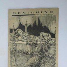Livros antigos: MENICHINO - SALVADOR JACQUEMOND. Lote 205681410