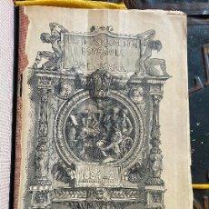Libros antiguos: LA ILUSTRACIÓN ESPAÑOLA Y AMERICANA 1899 - 2º TOMO. Lote 205682897