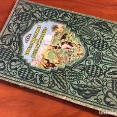 Libros antiguos: SELVA, VIDA Y COSTUMBRES DE ALGUNOS ANIMALES, (EDITORIAL DALMAU CARLES). Lote 205688122